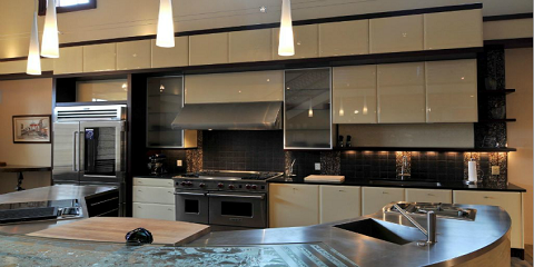 Select The Best Kitchen Cabinets With Tips From Rochester S Top Interior Design Contractors