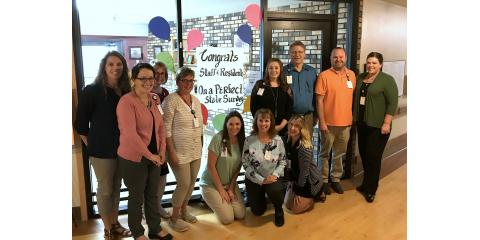 Bethany St. Joseph Care Center Receives perfect State Survey!, La Crosse, Wisconsin