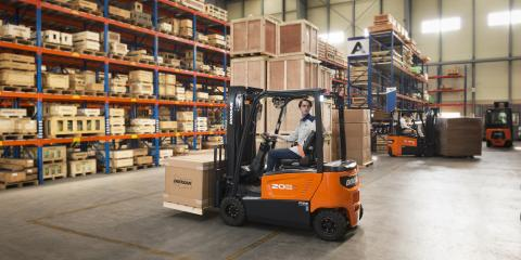 3 Reasons to Select Doosan® Forklifts , South Plainfield, New Jersey
