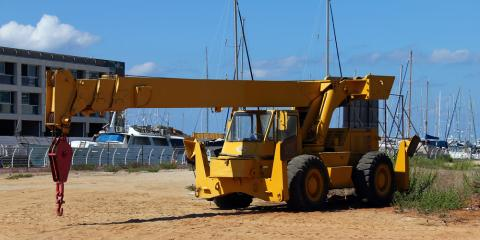 Top 5 Safety Precautions of a Trustworthy Crane Service , High Point, North Carolina