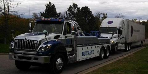 4 Safety Tips for Semi Towing & Driving in Hilly Areas, Delhi, Ohio