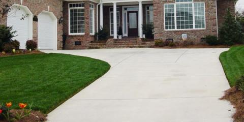 Why It's Important to Have a Pro Handle Driveway Concrete Installation, Dayton, Ohio