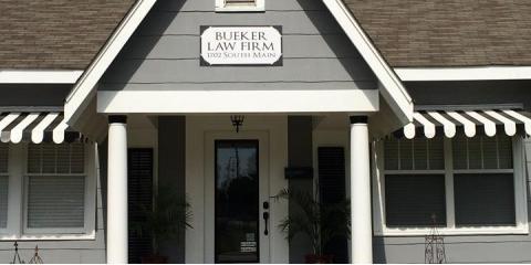 Bueker Law Firm, Law Firms, Services, Stuttgart, Arkansas