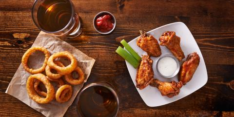Can't Get Enough Wings? Why You Should Join Buffalo Wild Wings' Blazin Rewards®, New Haven, Connecticut