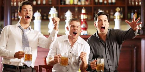 3 Reasons to Cheer on Your Favorite Team at a Sports Bar, Hempstead, New York