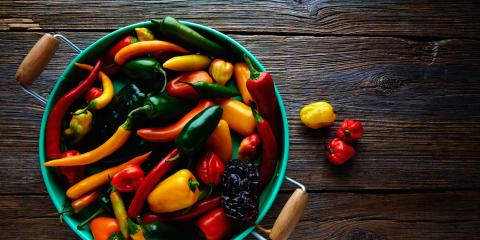 3 Spicy Foods That Are Also Good for You, North Hempstead, New York