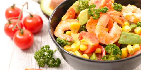 Go Heart-Healthy With the Fish Selection at La Grande Buffet, Fairview, New Jersey