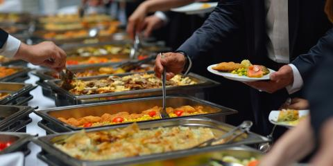 5 Reasons Why Buffet Catering Is Better Than Table Service - La ...