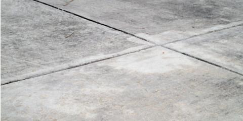 3 Signs You Need to Replace Your Concrete Driveway, Windham, Connecticut