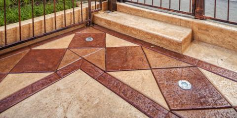Debunking 3 Common Myths About Stamped Concrete, Windham, Connecticut