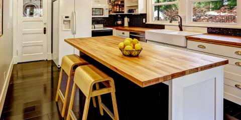 What Are the Pros & Cons of Butcher Block Countertops?, Norwood, Ohio