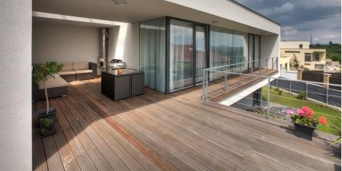 3 Optimal Building Materials for Your Deck, Hamilton, Ohio