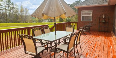 Is It Better to Stain or Paint Your Deck?, Hamilton, Ohio