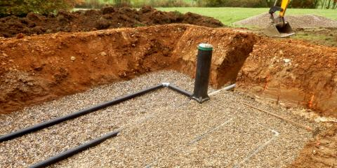 Building Materials Supplier Explains the Importance of Foundation Drainage Systems, Butler, Kentucky