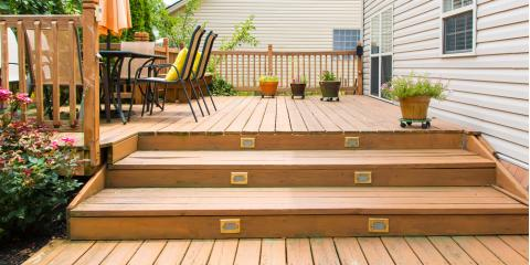 3 Ways to Protect Your Deck from the Weather, Norwood, Ohio