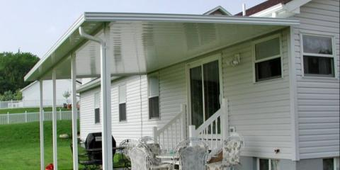 How Are Marquee & Step-Down Awnings Different?, Cincinnati, Ohio