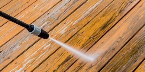 A Guide to Power Washing Your Porch From Cincinnati's Building Supplies Experts, Norwood, Ohio