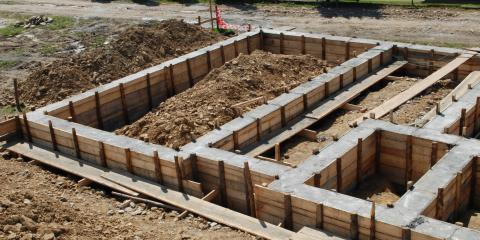 5 Types of Building Foundations , Rochester, New York