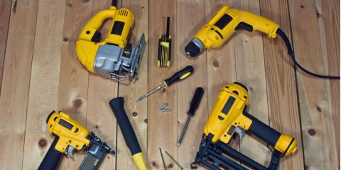3 Power Tools All DIYers Should Own, Cincinnati, Ohio