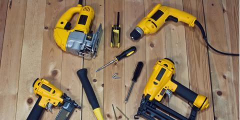 3 Power Tools All DIYers Should Own, Cincinnati, Ohio