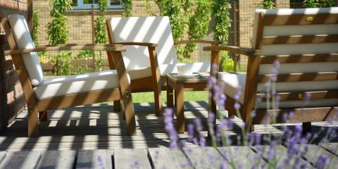 How Sunlight Damages Outdoor Furniture, Bullhead City, Arizona