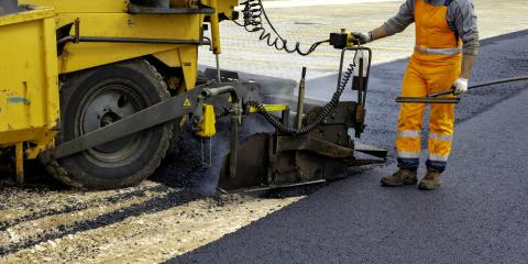 What You Should Know About Parking Lot Paving, Bulverde, Texas