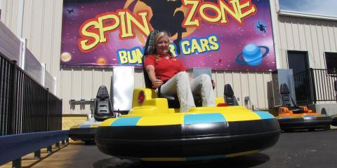 Bumper Cars Are Back at Rochester's Clubhouse Fun Center! , Henrietta, New York