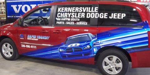 3 Tips for Effective Car Wrap Design, Greensboro, North Carolina