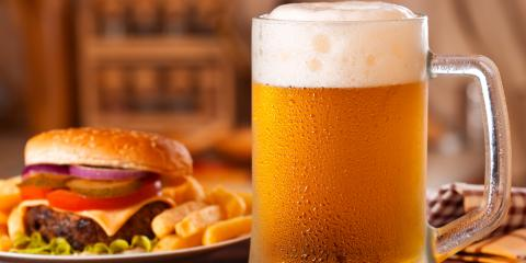 How to Pair Burgers & Beer, North Haven, Connecticut