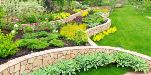 Choosing the right mulch for your summer lawn affordable for Landscaping rocks burlington ontario