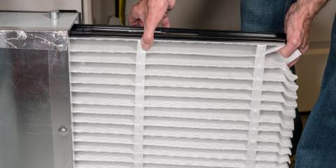 6 Signs It's Time for a New Furnace Filter, Burlington, Kentucky