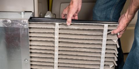 3 Reasons Replacing Your HVAC Filter Is Important, Burlington, Kentucky