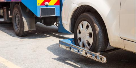4 FAQ About Getting Your Car Towed, Burney, California