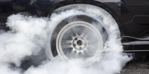 How to Properly Perform a Burnout in Your Car, Anchorage, Alaska