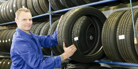 Top 4 Signs You Need New Tires, Burnsville, Minnesota