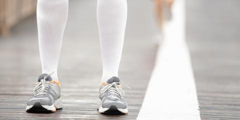 3 Benefits of Wearing Compression Socks, Burnsville, Minnesota