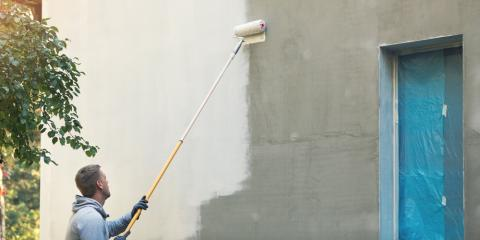 Using Exterior Painting to Update Your Home's Aesthetics, Burnsville, Minnesota