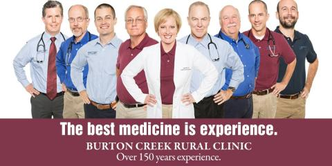 Burton Creek Rural Clinic, Medical Clinics, Services, West Plains, Missouri