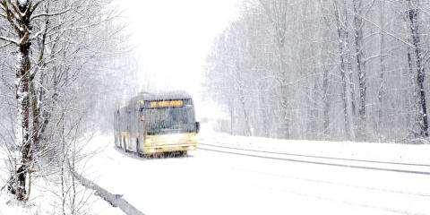 Bus Dealership Shares Tips for Maintaining Commercial Vehicles During Winter, Mount Olive, New Jersey