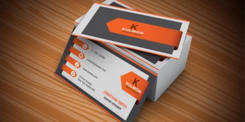 buisness card information