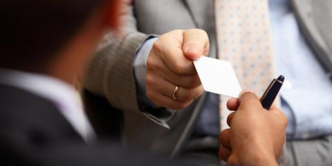 4 Qualities of a Great Business Card, Anchorage, Alaska