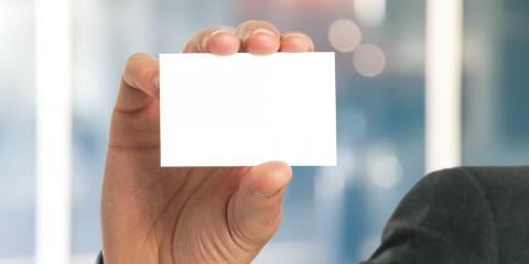3 Tips for Using Business Cards to Assist Your Job Search, Elyria, Ohio