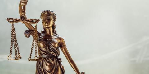 Most North Carolina Court Proceedings Postponed, Greensboro, North Carolina
