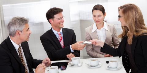 4 Necessary Items to Include on a Business Card, Florissant, Missouri