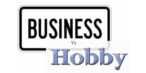 Hobbies and Income Tax, Chandler, Arizona