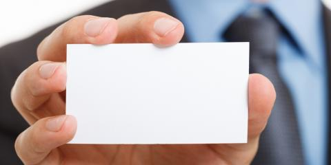 The Do's & Don'ts of Business Card Design, Hobbs, New Mexico