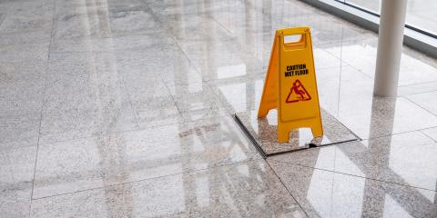 3 Ways to Prevent Slips & Falls at Your Workplace, Boerne, Texas