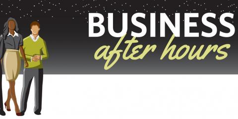 Business After Hours with Flemington Furs, Huntington, New York
