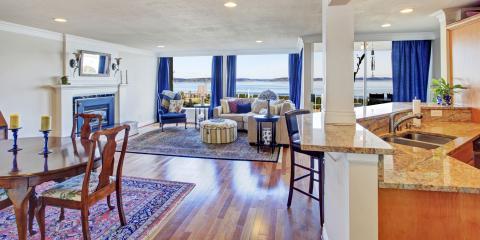 How to Choose an Area Rug for an Open Floor Plan, Hamilton, Ohio