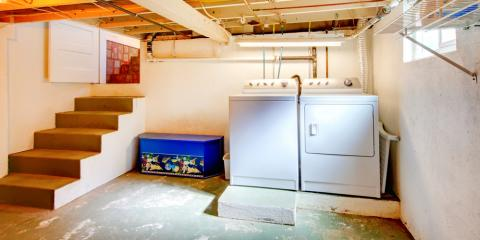 Wet Basement Solutions to 3 Common Moisture Problems, Coon, Wisconsin